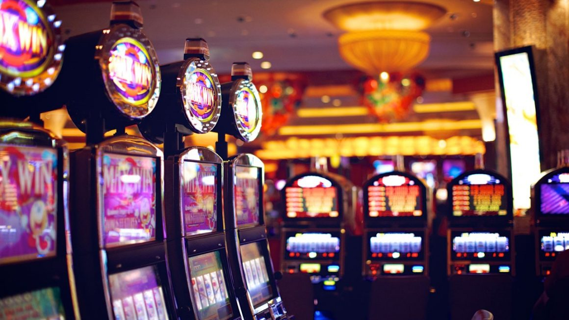 Why to play slot games online?