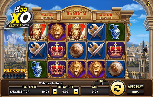 Play the finest slot game and have unforgettable gambling fun